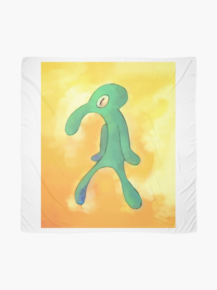 Alternate view of High Res Bold and Brash Repaint Scarf