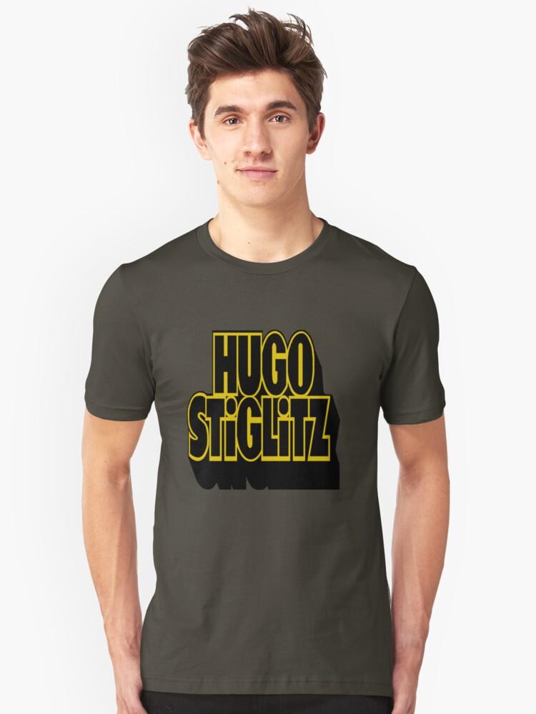 Hugo Stiglitz Unisex T-Shirt Front