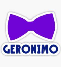 GERONIMO Sticker