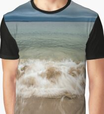 Queenslands beach, Nova Scotia Graphic T-Shirt