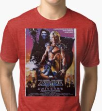 Masters of the Universe Tri-blend T-Shirt