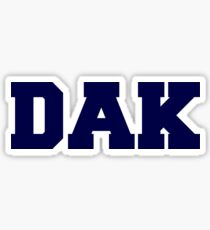DAK! Sticker
