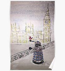 Winter Dalek Poster