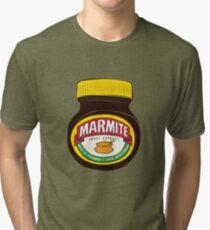 Marmite - Love it or Hate it Tri-blend T-Shirt