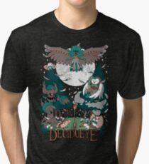 Starter's family: Decidueye Tri-blend T-Shirt