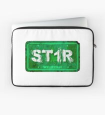 ST1R - License plate Laptop Sleeve