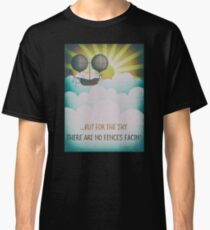 Bob Dylan Fantasy Graphic Music Lyrics Design  Classic T-Shirt