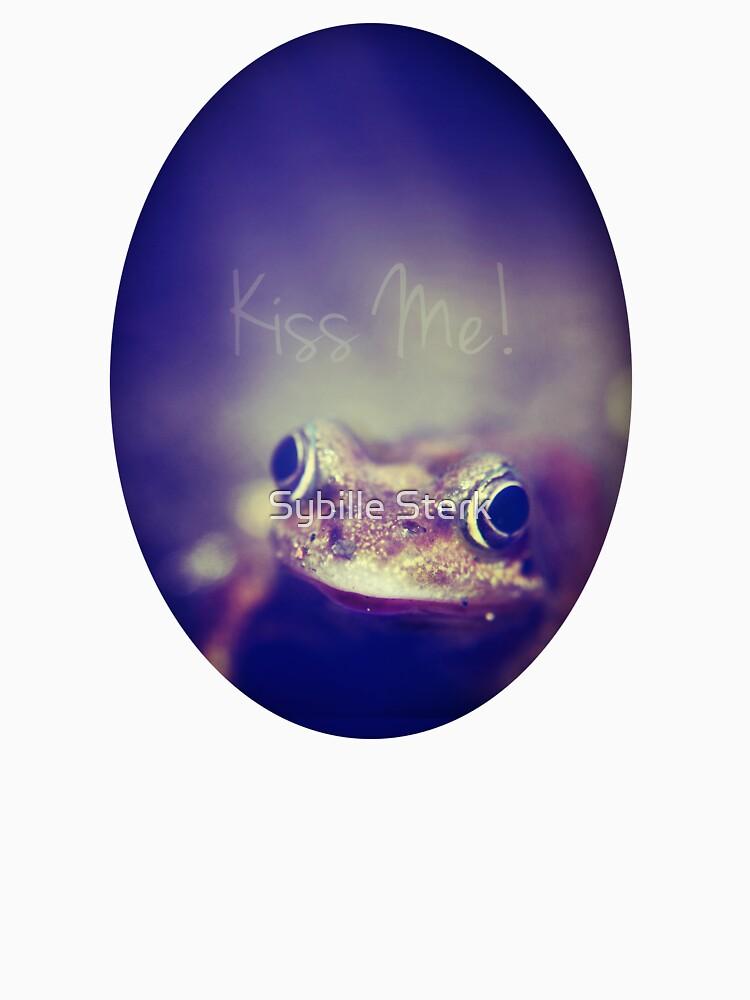 Kiss Me by MagpieMagic