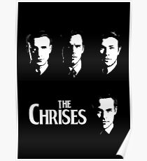 The Chrises Poster