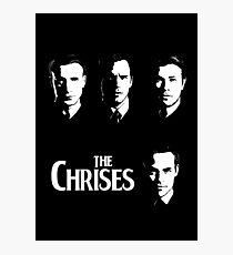The Chrises Photographic Print