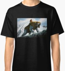 The Golden Compass Painting Classic T-Shirt