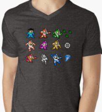 MegaMan Rainbow T-Shirt
