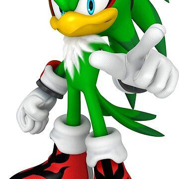 Jet - Sonic Riders by Chadyoxy