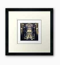 Church of St Anthony (Istanbul) Framed Print