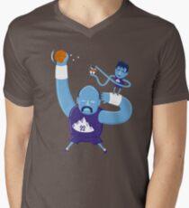 Stockton to Malone Men's V-Neck T-Shirt