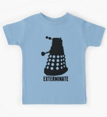 Dalek Kids Clothes
