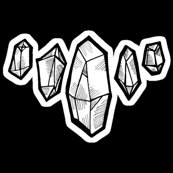 crystals by HiddenStash
