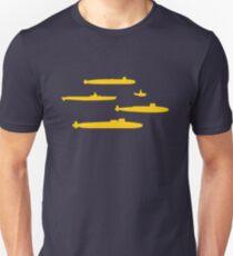 Yellow Submarines Unisex T-Shirt