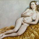 Venus with watch by Gavin Kerslake