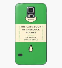 Penguin Classics The Case-Book of Sherlock Holmes Case/Skin for Samsung Galaxy