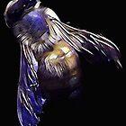 Honey bee by chadlydadly
