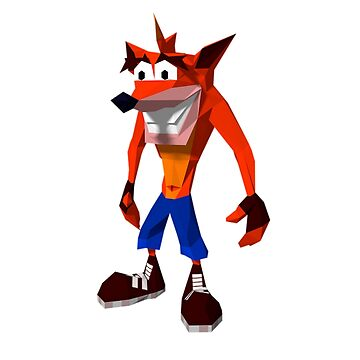 Crash Bandicoot sprite by Chadyoxy