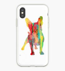 French Bulldog 9 iPhone Case