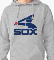 Sox White Pullover Hoodie
