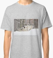 I'm not afraid of the big bad wolf... Classic T-Shirt