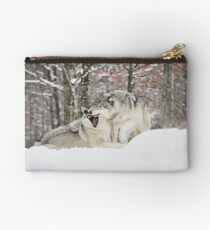 I'm not afraid of the big bad wolf... Studio Pouch