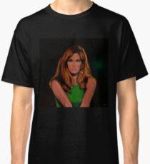 Dalida Portrait Painting Classic T-Shirt