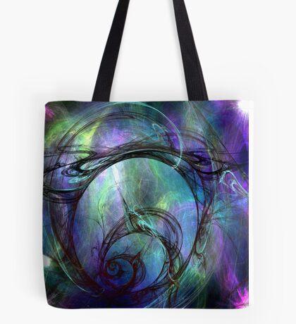 Soundwaves Tote Bag