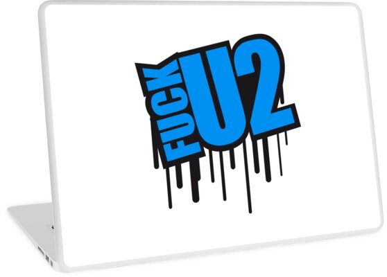 Drop Color Stamp Graffiti Slogan Text Design Two 2 Figure Too Too
