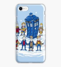 Doctor Who - Doctor Seuss Christmas iPhone Case/Skin