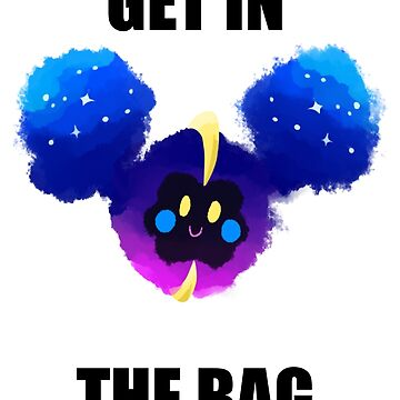 Get in the bag, Nebby! by Togekisser