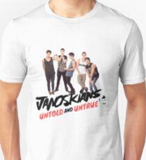 janoskians untold and untrue T-Shirt
