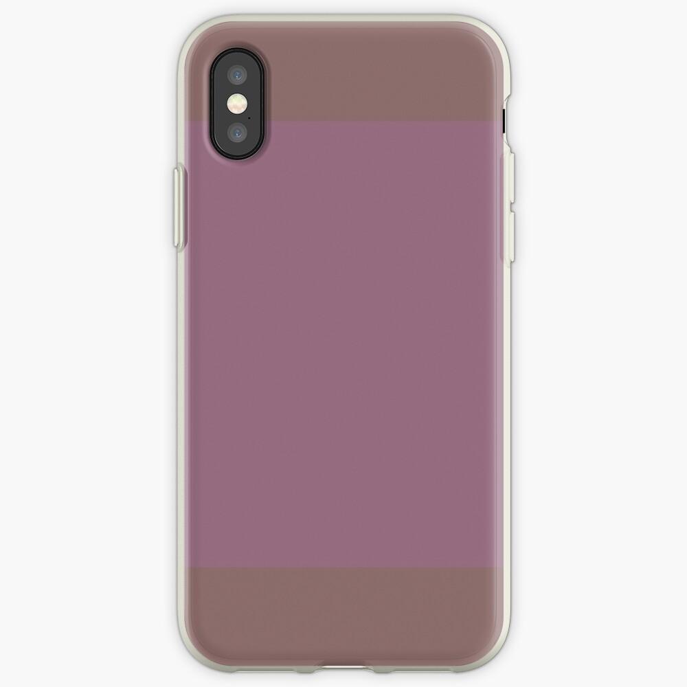 Mauve iPhone Case & Cover