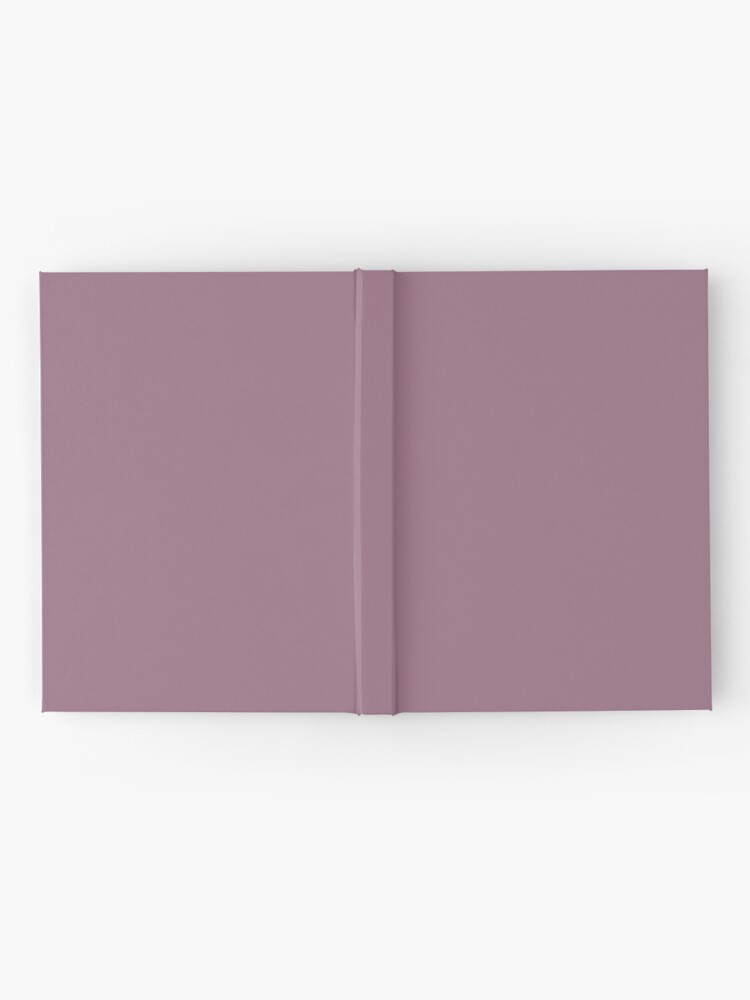 Alternate view of Mauve Hardcover Journal