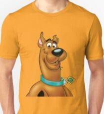 Natural Scooby Doo Unisex T-Shirt
