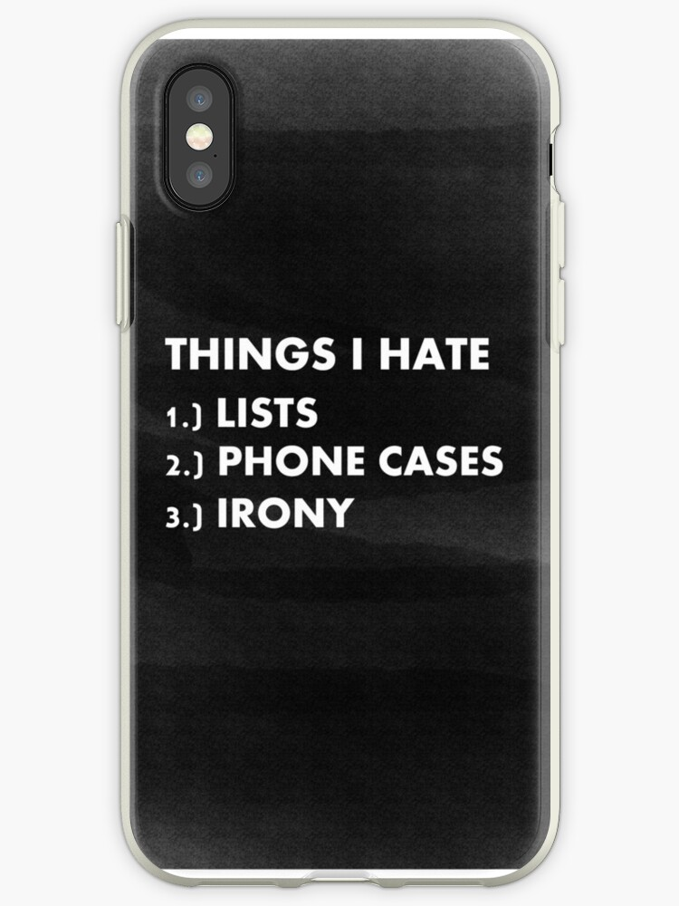 buy popular 1fc3f 2009d 'Funny ironic phone case ' iPhone Case by DemonicTapir
