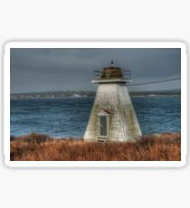 Sambro Harbour Lighthouse Sticker