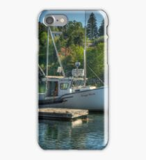 Indian Harbour Nova Scotia iPhone Case/Skin