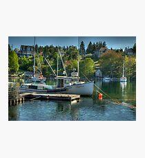 Indian Harbour Nova Scotia Photographic Print