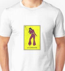 Loteria Selena : La cantante Unisex T-Shirt