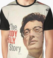 Buddy Holly Story Vol 2, Rockabilly  Graphic T-Shirt