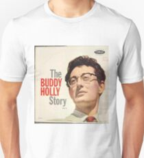Buddy Holly Story Vol 2, Rockabilly  Unisex T-Shirt