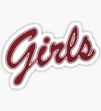 Girls - Friends Sticker