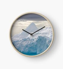 Iceberg or Island? Clock