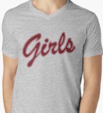 Girls - Friends Men's V-Neck T-Shirt