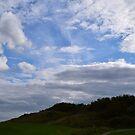 Souter Lighthouse Sky by Richard Winskill